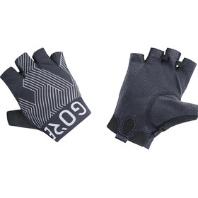 GORE WEAR C7 Short Finger Pro Guantes, graphite grey/white